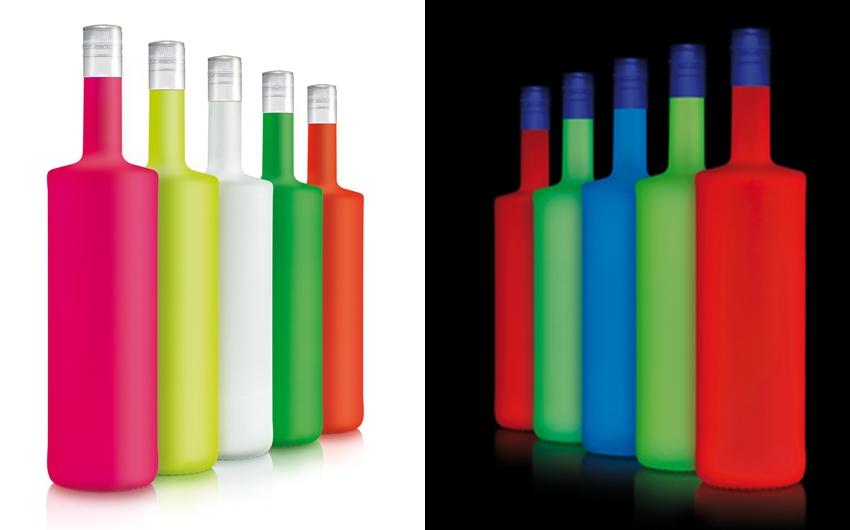 colorazione FLUO